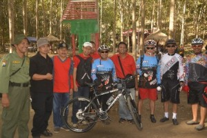 Gowes Forpimda3