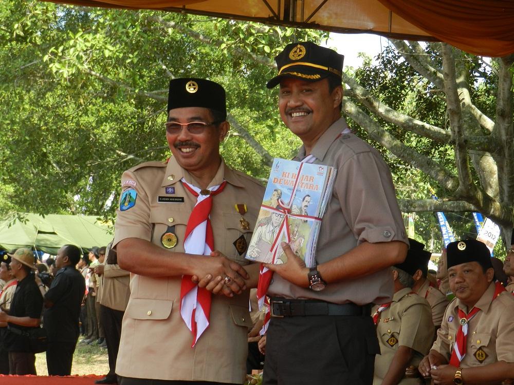 Pertihusada Daerah Jatim V 2012 Kab. Blitar