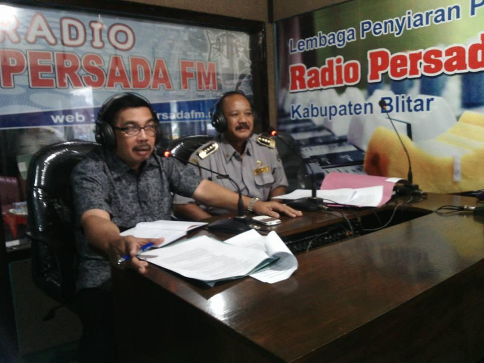 Hallo Bupati di Radio Persada FM