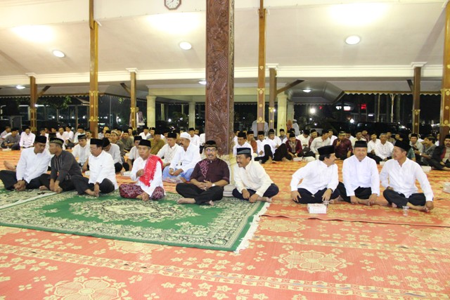 Peringatan Maulud Nabi Muhammad SAW 1436H/2015 M