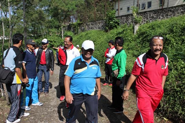 Kunjungan Wakil Bupati Blitar Ke Perkebunan PIJIOMBO