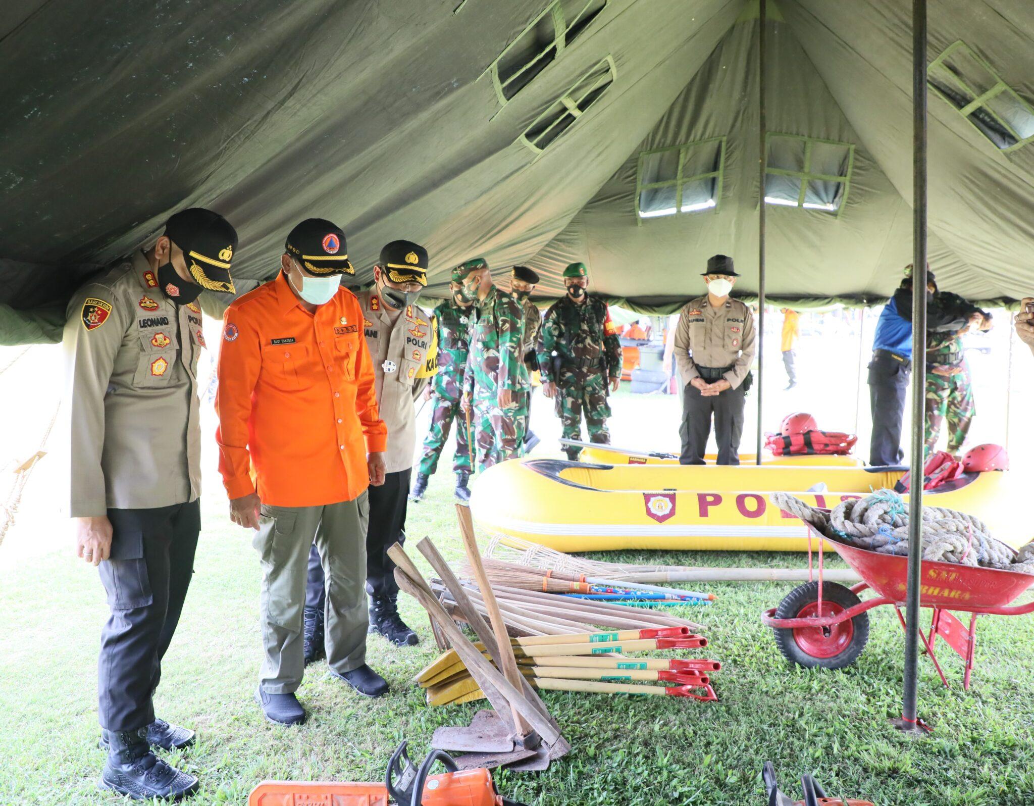 Kabupaten Blitar Siaga Bencana Hidrometeorologi