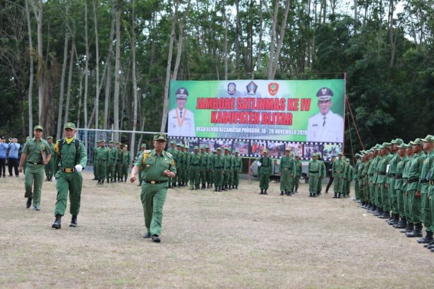 Jambore Satuan Perlindungan Masyarakat (Satlinmas) ke-4