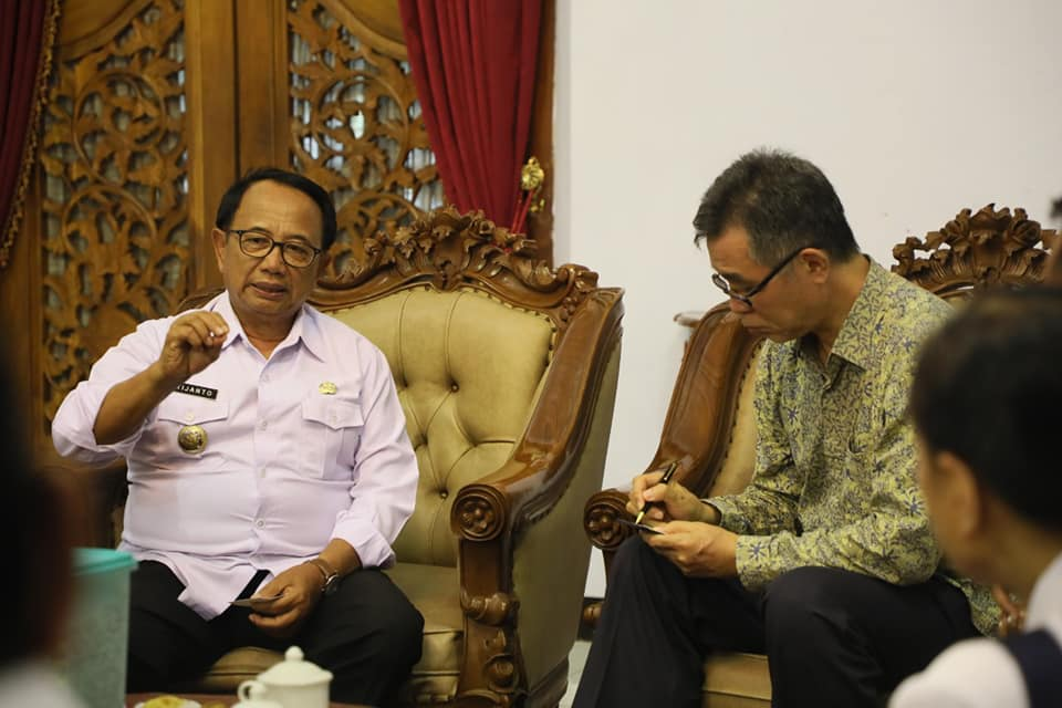 Kunjungan Konsulat Jenderal Jepang Untuk Indonesia