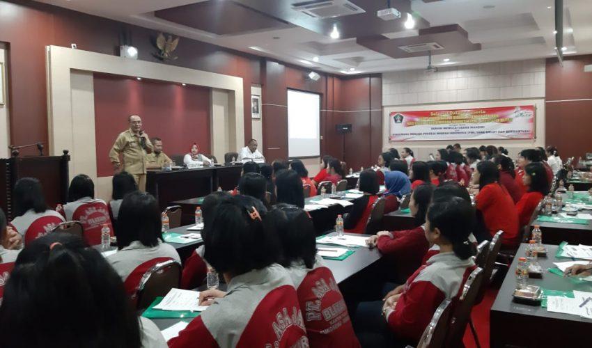 Pembekalan Calon Pekerja Migran Indonesia